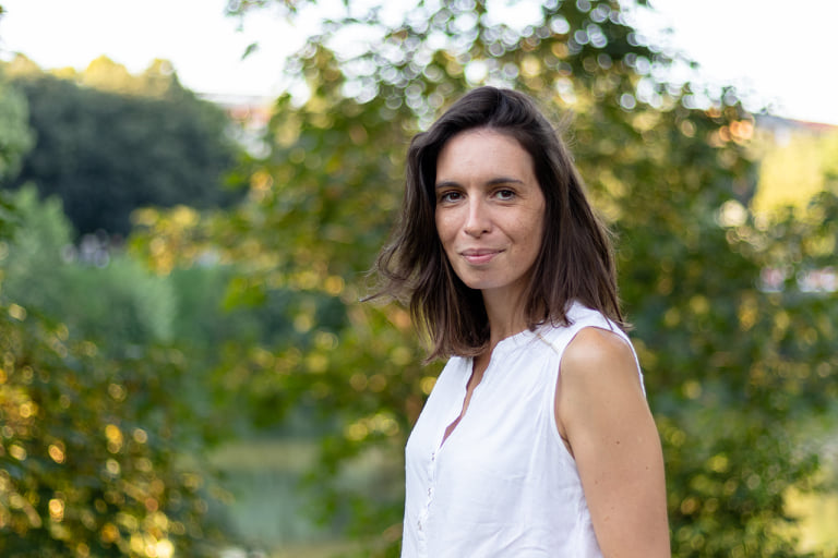 Amelie Vaidie consulente strategia di comunicazione